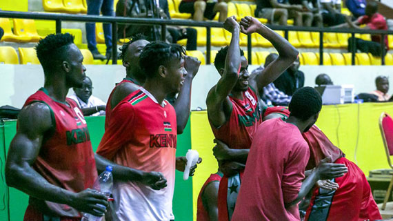 Kenya Morans through to Afrocan Final with win over Morocco