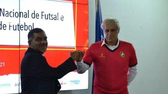 Horácio Gonçalves appointed new Mozambique coach