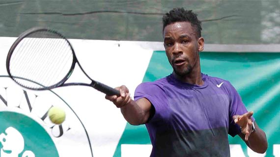 Uganda's Mugabe and Argentina's  Coronel win Kenya Open tennis titles
