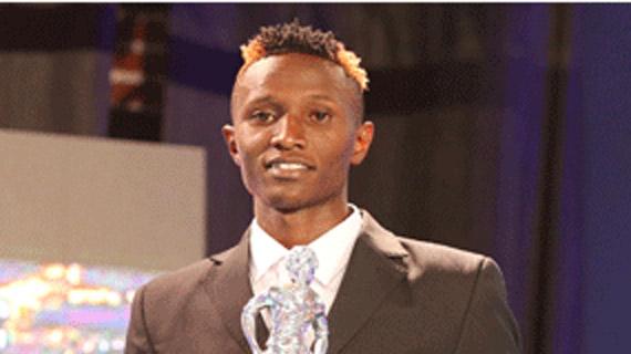Muguna takes home 2016 KPL player of the year award