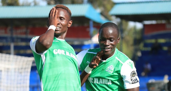 Gor open four-point gap as AFC hurt Ulinzi in Nakuru