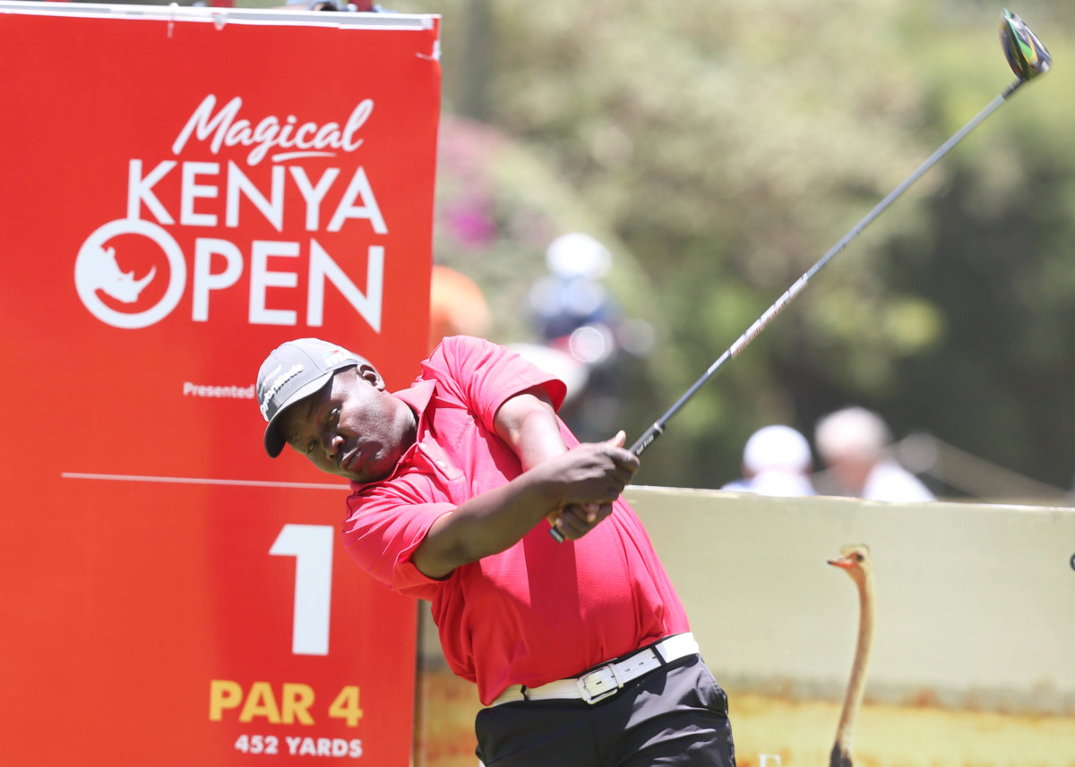 Kenya Breweries offers incentives to local golfers ahead of Kenya Open and Savannah Classic tournaments