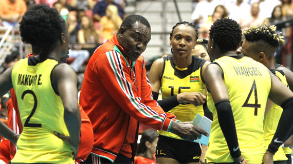 Kenya to play Olympic bound Argentina in friendly