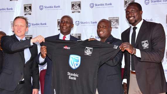 Stanbic Bank signs Ksh3m sponsorship deal with Mwamba RFC
