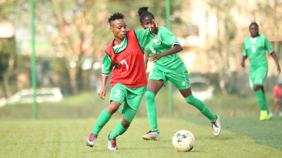 Starlets suffer narrow loss against Uganda in CECAFA