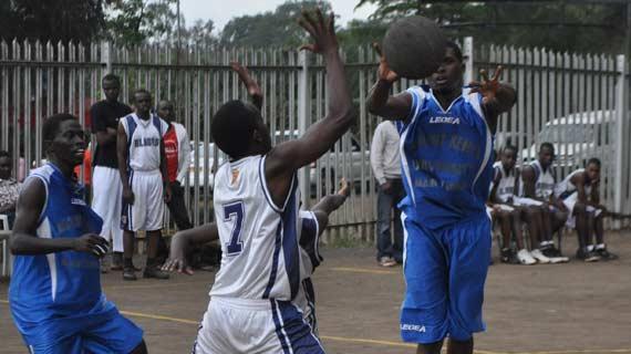Nairobi Basketball Association League kicks off this weekend