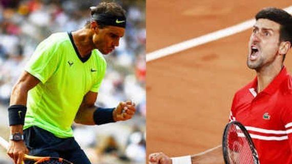 Djokovic, Nadal to meet in French Open semifinal