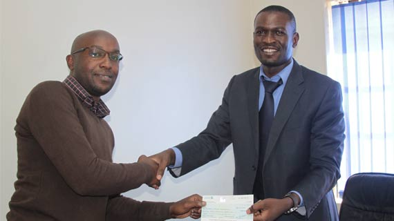 Nairobi lawyer boosts Magharibi Michezo Awards kitty