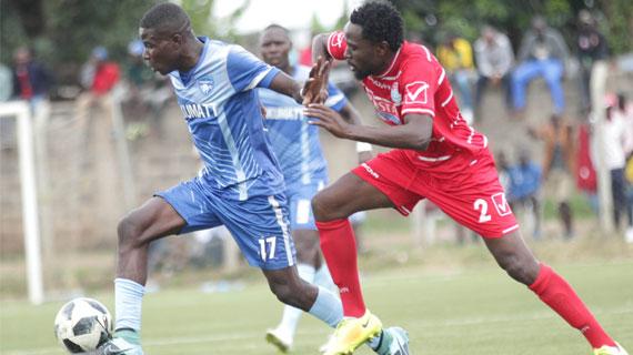Nakumatt hunt down flat Posta to move off relegation