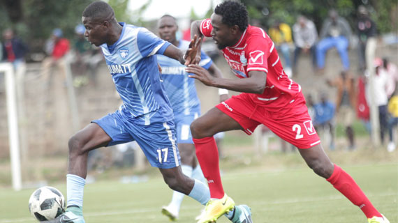 Nakumatt eye win away in Chemelil