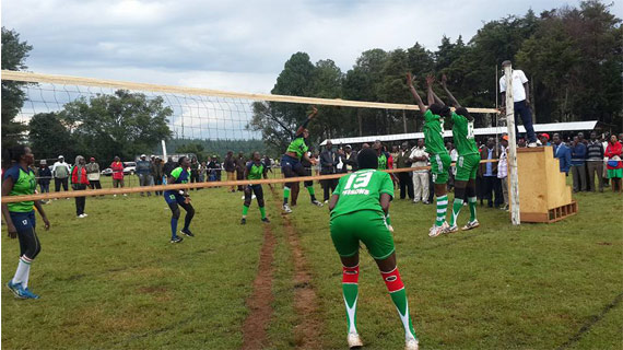 Prison wins Nandi Governor's Cup