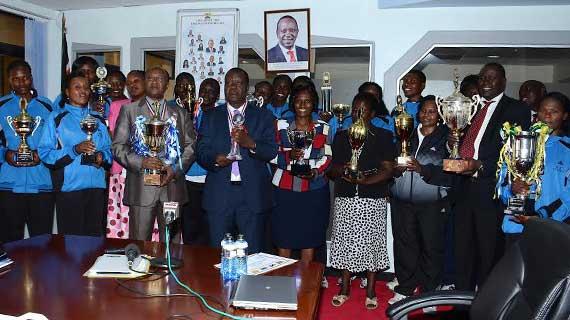 MOICT ends Uganda's Nine year Netball dominance