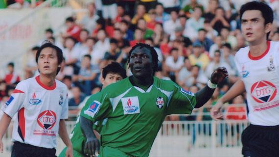 Nandwa switches Kenyan nationality in favor of Vietnam