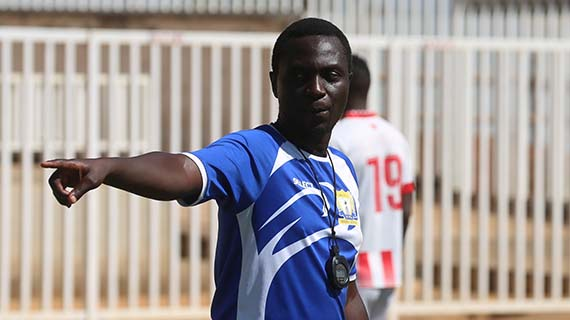 Muyoti named KPL January coach of the month