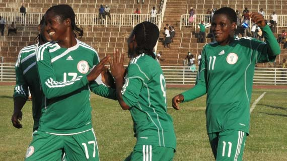 Patience's double fires Nigerian Falcons past Kenya