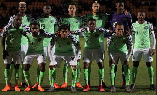 2018 Russia World Cup Team Preview: Nigeria Super Eagles