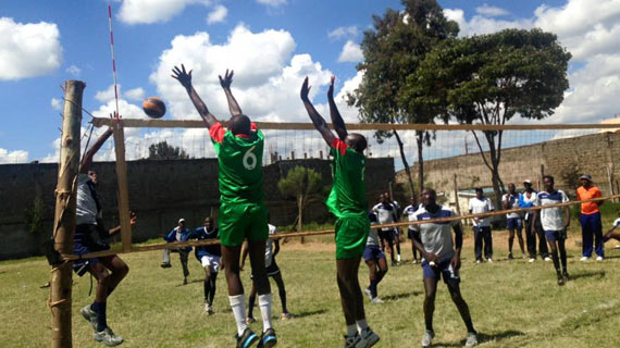 Pipeline with double wins in Nyahururu