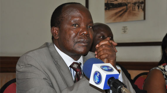 Nyamweya named in EACC list