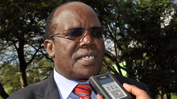 FKF committed to developing women soccer - Nyamweya