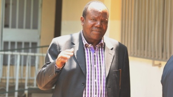 FKF rebel NEC Member given 7 day ultimatum
