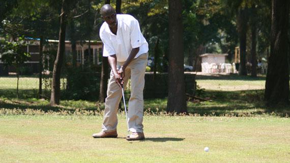 Golf Action Galore in Western Kenya