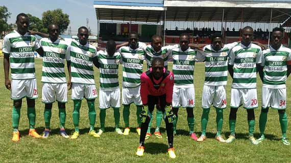 Gor cage Zoo as Mathare, Nzoia draw in Sudi