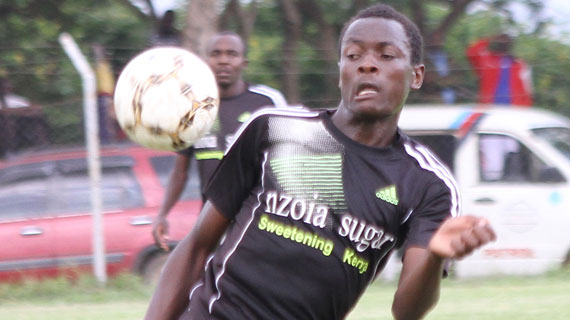 Nzoia United stretch away with away win over KCB