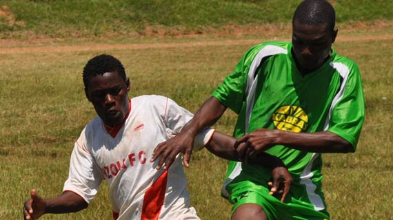 FKF Cup to enter second round