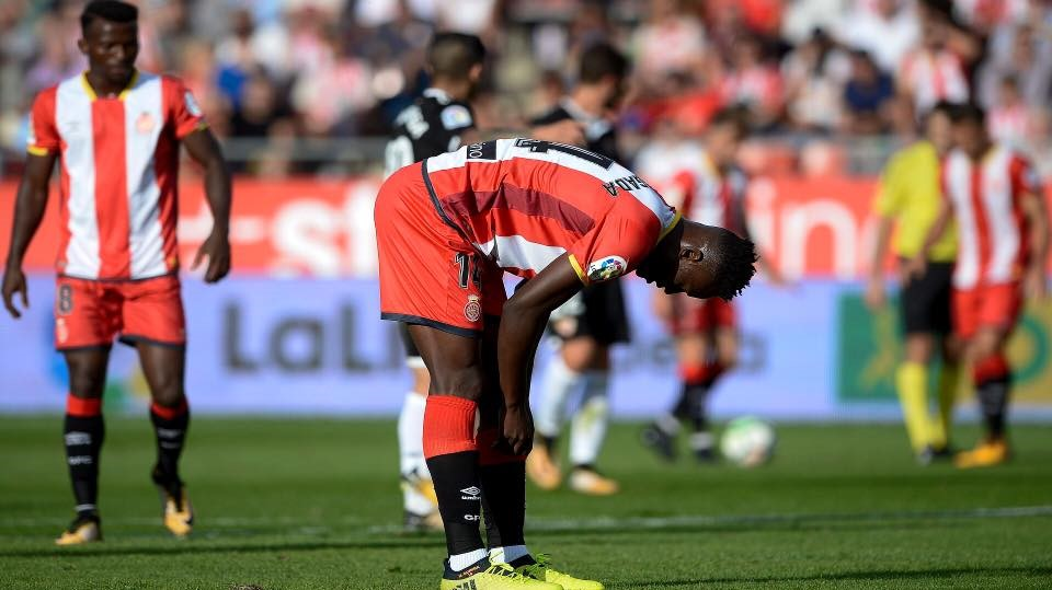 Another miss as Olunga's Girona visit Real Madrid