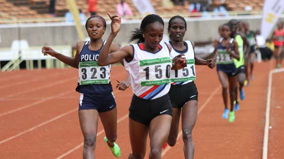Kenyan runners shine at the Monaco Diamond League