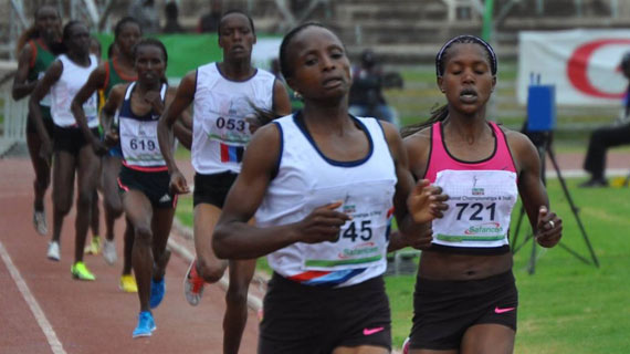 Olympic silver medallist Obiri wins KDF cross country