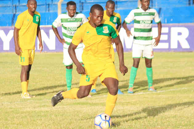 Mathare United beat Nzoia Sugar to go top in KPL