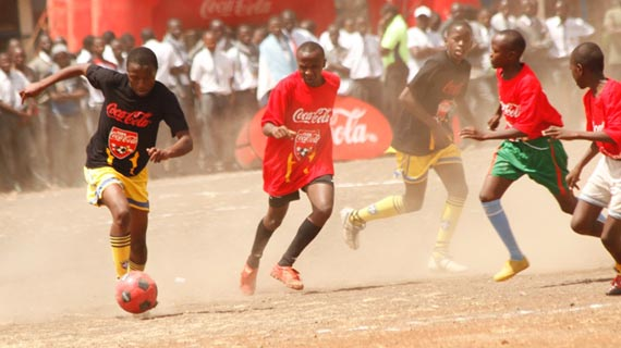 2014 edition of Copa Coca Cola to be launched