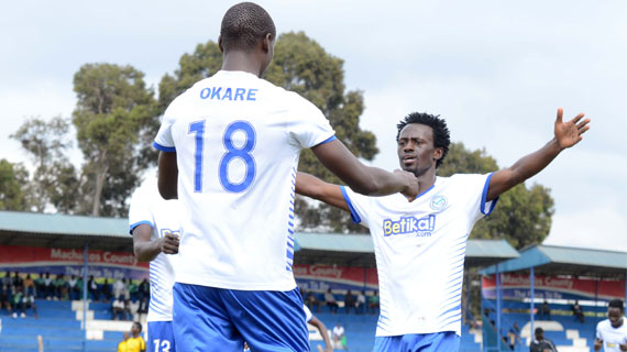 Super sub Okare sends Sofapaka to Shield semis