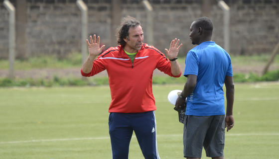 Oktay eyes piece of history with Gor Mahia