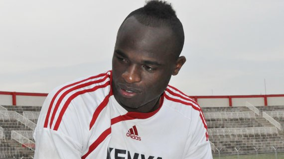 Will Dennis Oliech join Free State Stars?