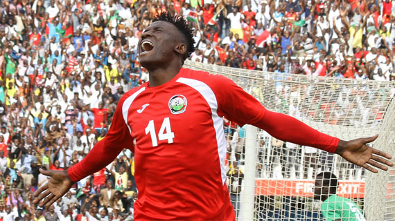 Let Olunga Be!
