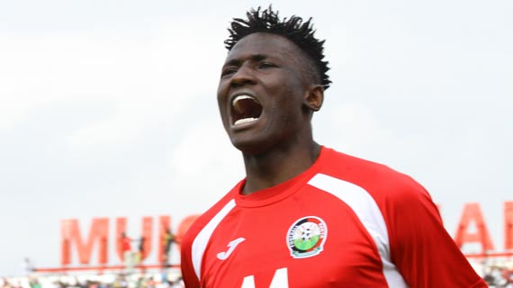 Olunga returns with a brace in Japanese second tier