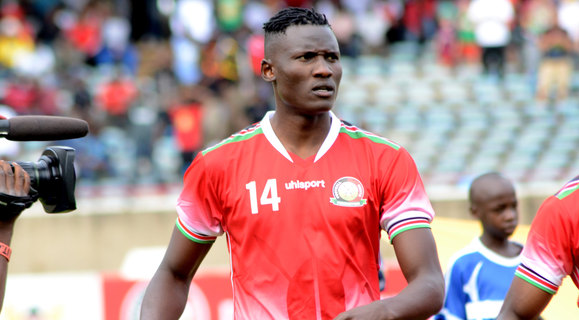 Olunga challenges government to renovate more stadia