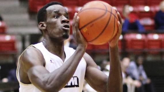 Kenyan basketballer Ongwae signed by Swedish side Olna Vikings