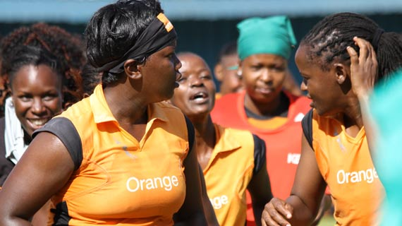 Orange shift focus to national league title