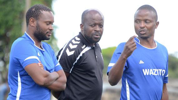 Ouna lambasts officiating after Thika loss