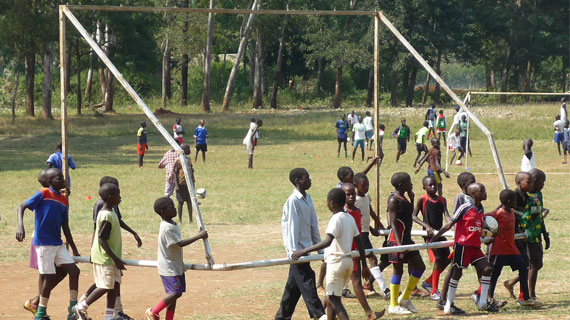 The Life changing sports missions of Oyugis united