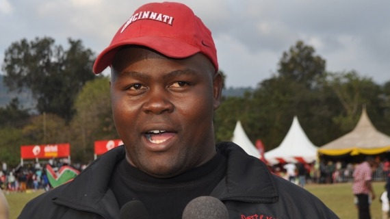 Murunga appointed Kenya Sevens head coach