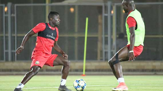 Final message from Harambee Stars' camp ahead of Algeria match