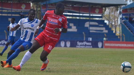 AFC Leopards hit Posta Rangers to move 10th