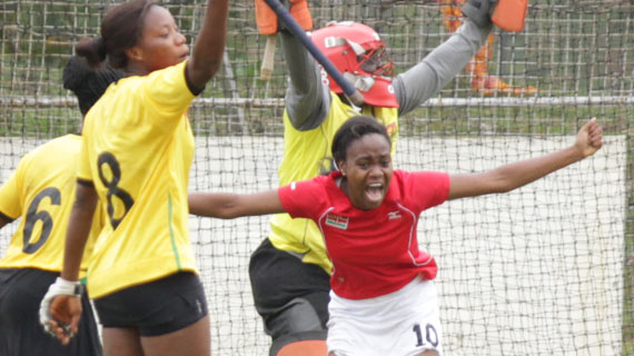 Hockey Africa Cup: Naise, Wakahura on the mark as Kenya edge past Nigeria