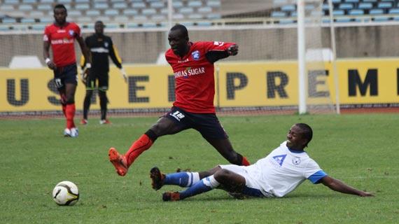 Opiyo eyeing continental football with Ingwe