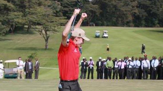 Garcia Pinto wins Kenya open