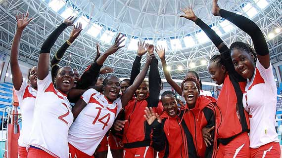 Kenya Pipeline  begin Africa campaign with win over El Shams
